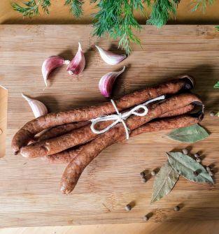 Kabanosy wieprzowe
